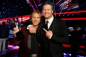 Blake Shelton on 'The Voice' Win: Craig Wayne Boyd Did 'Mission Impossible'